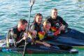 European Championship Canoa Polo, 10-10-2021, finale Maschile: Francia-Germania.